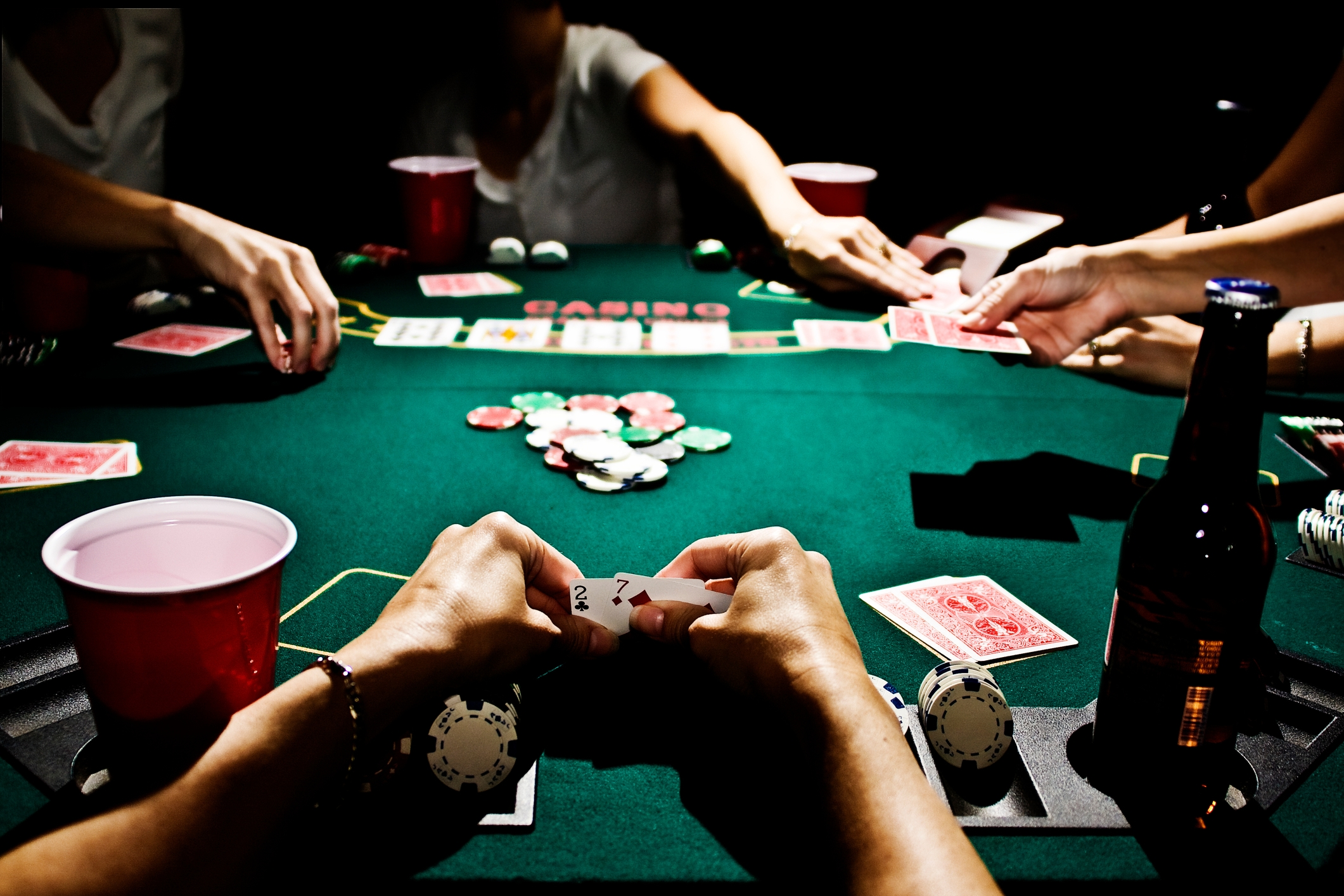 History of the game of craps